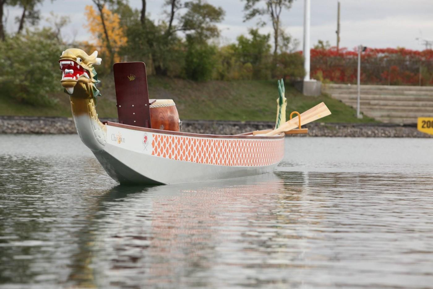Location bateau dragon